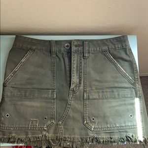 Free people skirt size 25